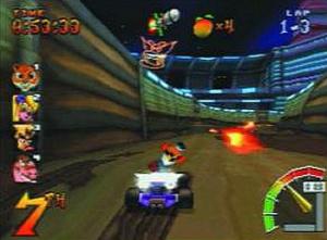 Un nouveau Crash Team Racing ?