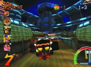 Crash Team Racing / PSone