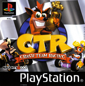 Crash Team Racing sur PS1