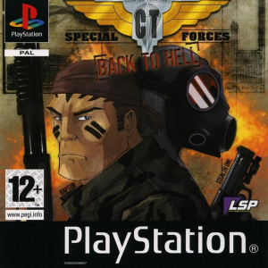 CT Special Forces : Back to Hell sur PS1