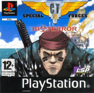 CT Special Forces 3 : Bioterror sur PS1
