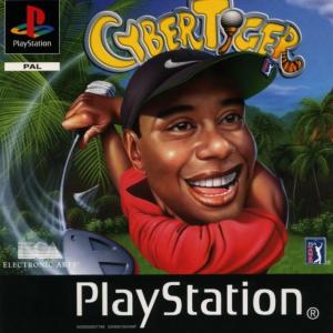 Cyber Tiger sur PS1