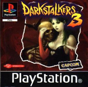 Darkstalkers 3 sur PS1