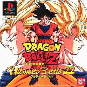 Dragon Ball Z : Ultimate Battle 22 sur PS1