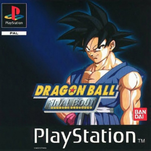 Dragon Ball : Final Bout sur PS1