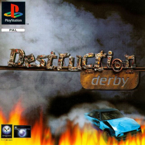 Destruction Derby sur PS1