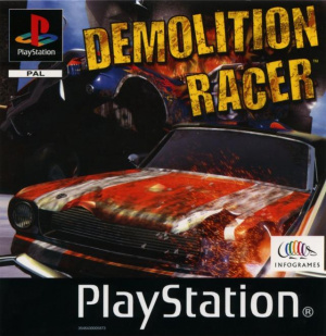 Demolition Racer sur PS1