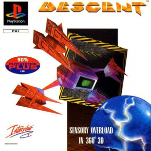 Descent sur PS1