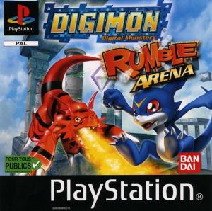 Digimon Rumble Arena sur PS1