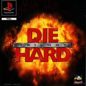 Die Hard Trilogy sur PS1