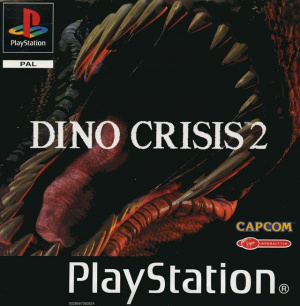 Dino Crisis 2 sur PS1