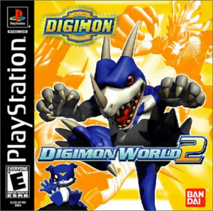 Digimon World 2 sur PS1