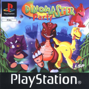 Dinomaster Party sur PS1