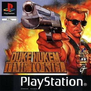 Duke Nukem : Time To Kill sur PS1