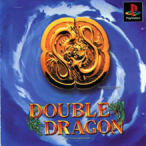 Double Dragon sur PS1