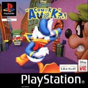 Donald Couak Attack ?*! sur PS1