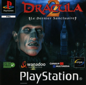 jeu pc dracula 2 le dernier sanctuaire. Black Bedroom Furniture Sets. Home Design Ideas