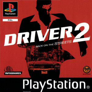Driver 2 : Back on the Streets sur PS1