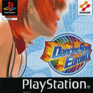 Dancing Stage Euromix sur PS1