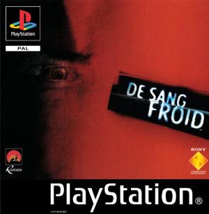 De Sang Froid sur PS1
