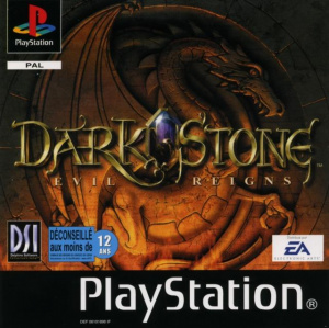 Darkstone sur PS1