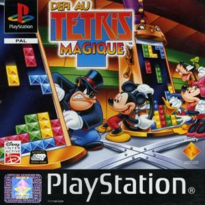 Defi au Tetris Magique sur PS1