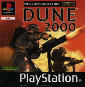 Dune 2000 sur PS1