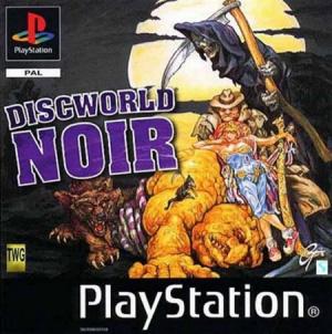 Discworld Noir sur PS1