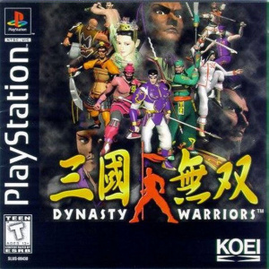 Dynasty Warriors sur PS1