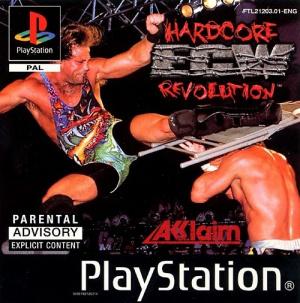 ECW Hardcore Revolution sur PS1