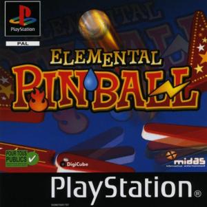 Elemental Pinball sur PS1
