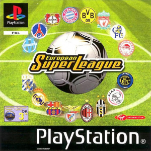 European Super League sur PS1