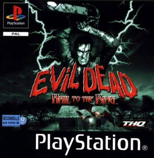 Evil Dead : Hail to the King sur PS1