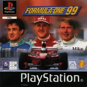 Formula One 99 sur PS1