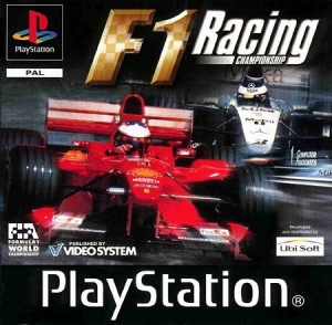 F1 Racing Championship sur PS1