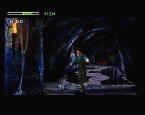 Fear Effect screenshots sur PSX
