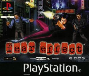 Fear Effect sur PS1