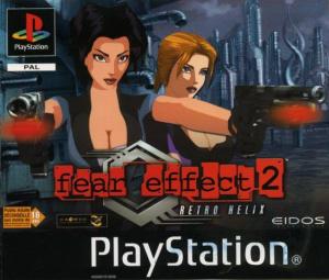 Fear Effect 2 : Retro Helix sur PS1