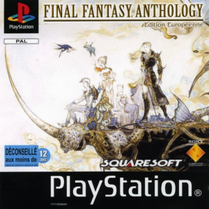 Final Fantasy Anthology sur PS1