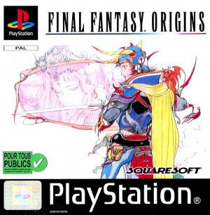 Final Fantasy Origins sur PS1