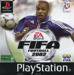 FIFA Football 2002 sur PS1
