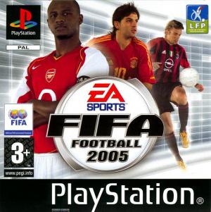 FIFA Football 2005 sur PS1