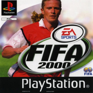 FIFA 2000 sur PS1