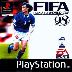 FIFA 98 : En route pour la Coupe du Monde sur PS1