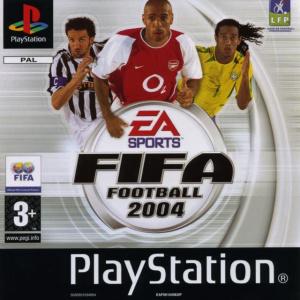 FIFA Football 2004 sur PS1
