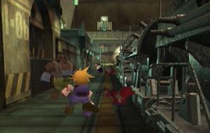 La montée d'adrénaline selon Final Fantasy VII