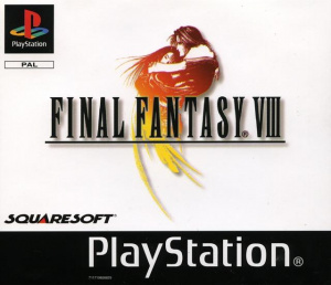 Final Fantasy VIII sur PS1
