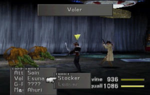 Final Fantasy VIII / Une approche différente