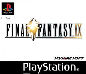 Final Fantasy IX sur PS1