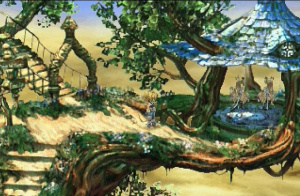 Final Fantasy IX / Le système de jeu